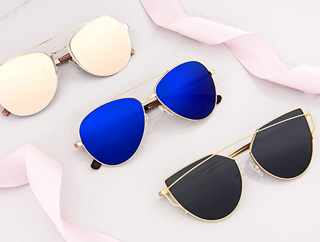Fashion Sunglasses: Under £45