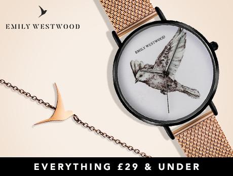 Emily Westwood: £29 & Under