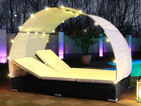 Relax In Style: LED Loungers