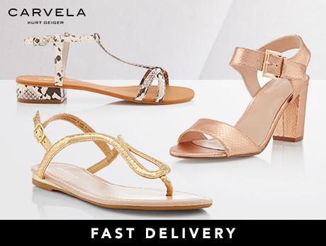 Carvela: Sandals & More