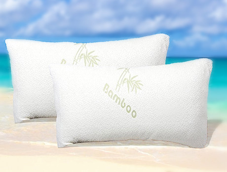 Cooling Bamboo Pillows