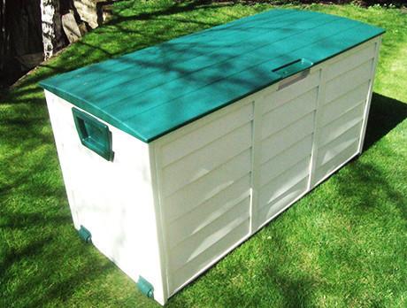 Weatherproof Garden Storage