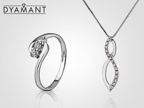 DYAMANT: Diamond Jewellery