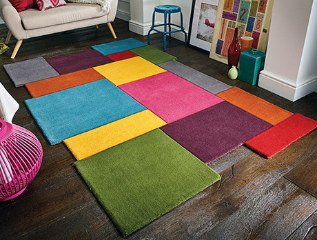 Flair Pure Wool Rugs