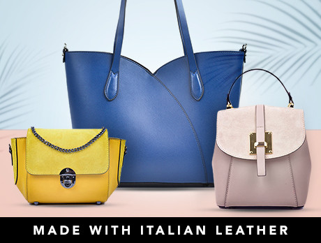 Summer Chic: Leather Bags
