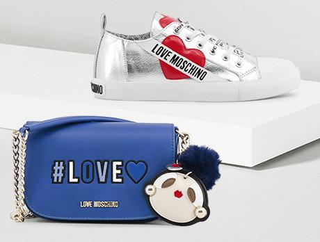 Love Moschino: Handbags & More