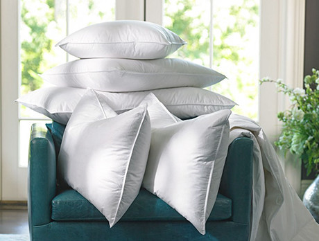Duck Feather & Down Pillows