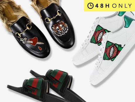 Gucci Shoes: 48 Hours