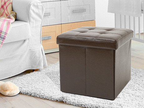 Stylish Ottoman Storage