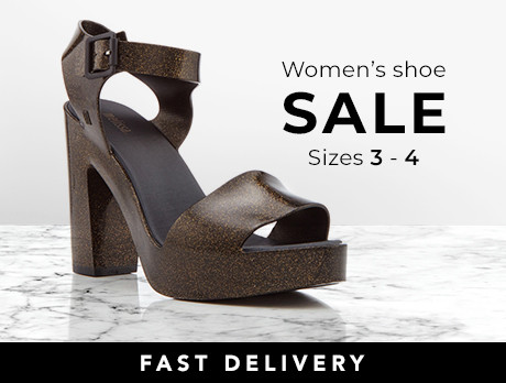 1a0fdda603 Discounts from the Women's Shoes: Sizes 3-4 sale | SECRETSALES