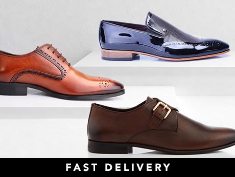 The Men's Formal Shoe Edit