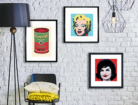 Andy Warhol Wall Art