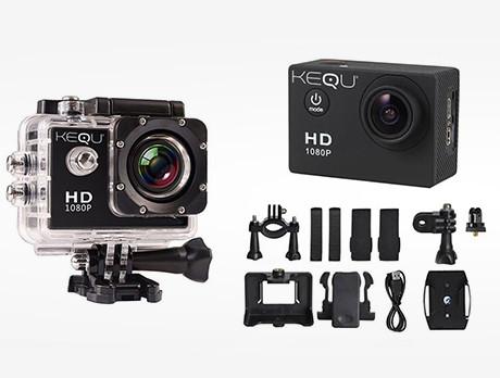 KEQU Action Cameras