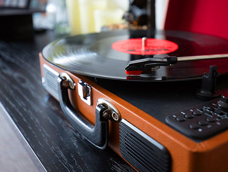Cocoon Beat Deck Record Player