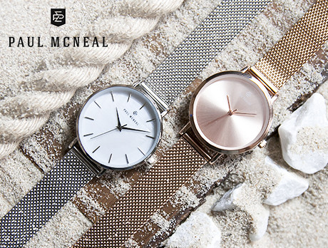 Paul McNeal Watches