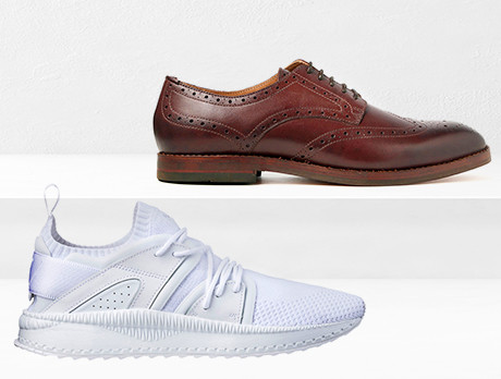 Men's Shoes: Sizes 7-8