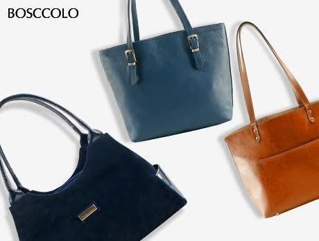 Bosccolo Leather Bags