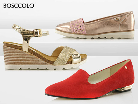Bosccolo Leather Shoes