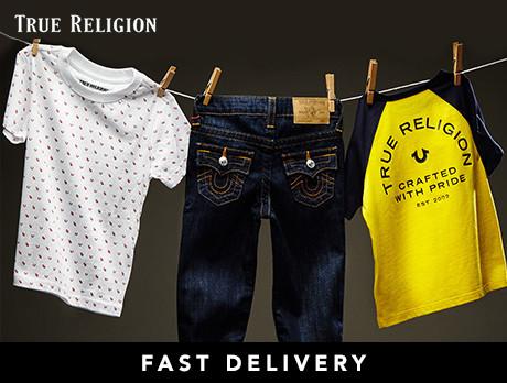 True Religion For Kids