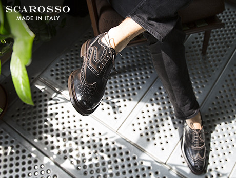 1404bb5558 Discounts from the Scarosso Shoes: For Him sale | SECRETSALES