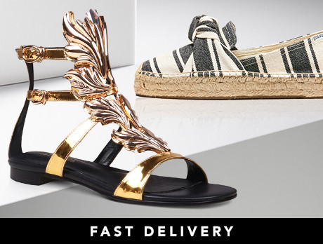 The Summer Sandal Collection