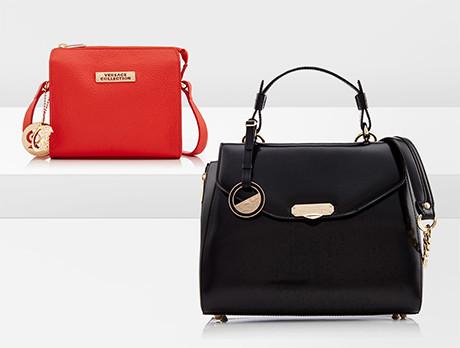 2c492d793e9c45 Discounts from the Versace Collection: Handbags sale | SECRETSALES