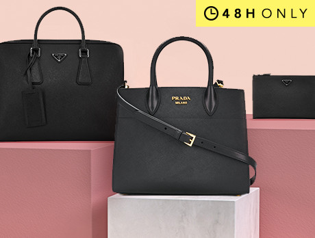d462b32c8f0 Discounts from the Prada Bags   Accessories sale