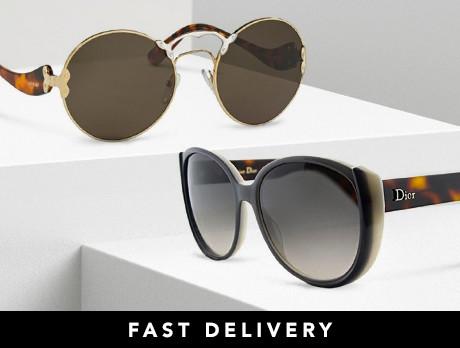 Dior, Prada & More Sunglasses