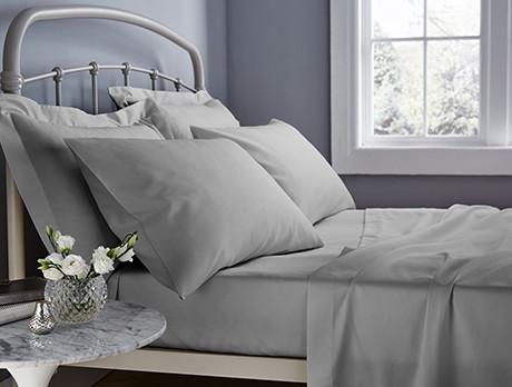 300 & 500 TC Bed linen