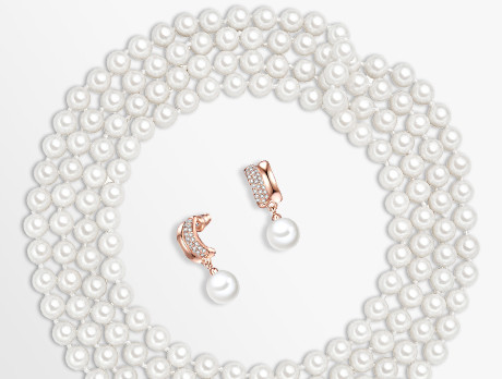 Pearl Accents: Studs & More