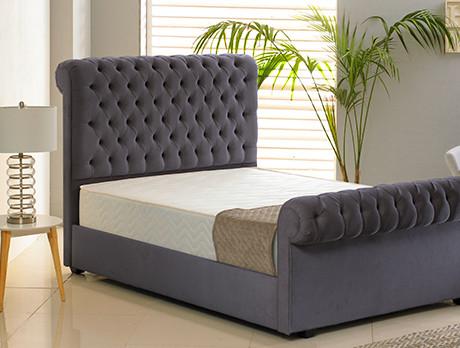 Windsor Classic Velvet Beds