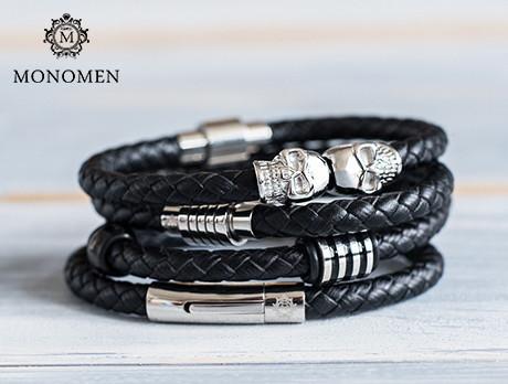 Monomen Men's Jewellery