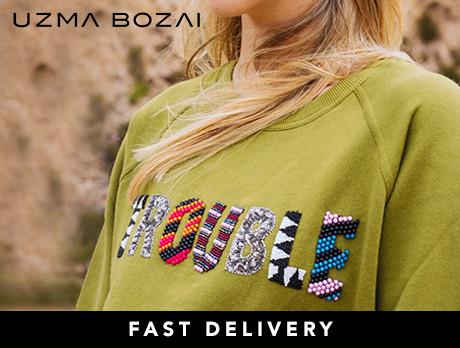 Uzma Bozai: The Edit