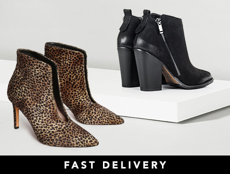 The High Street Boot Edit
