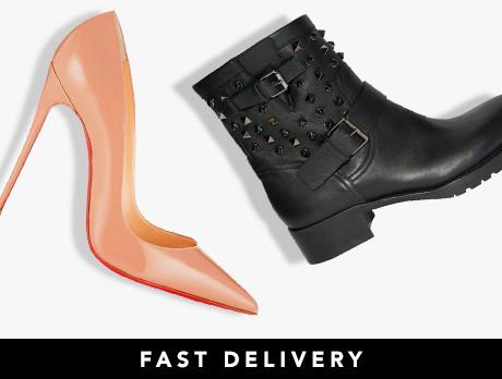The Designer Footwear Edit