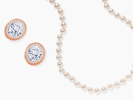 Jewellery: Pearls & Crystals