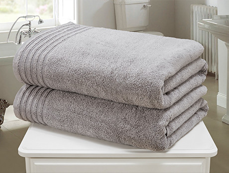 Zero Twist Luxury Towel Bales