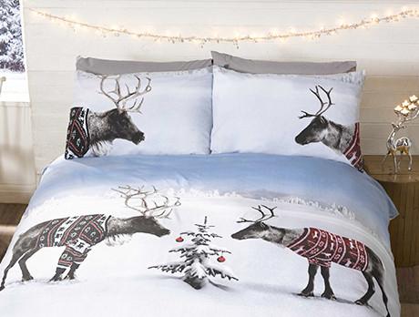 Winter Wonderland: Bedding