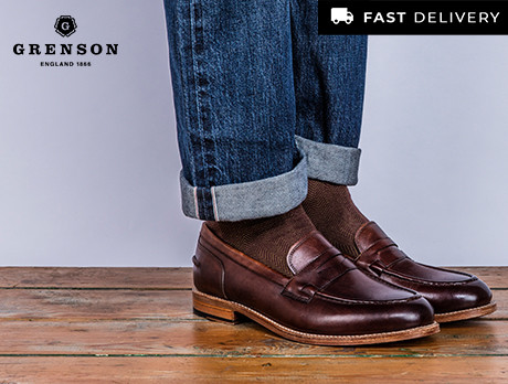 7a8b6bf88d1 Discounts from the Grenson For Men sale | SECRETSALES
