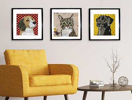 Creature Comforts: Art Prints