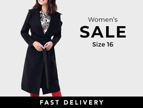 Women's Style: Size 16
