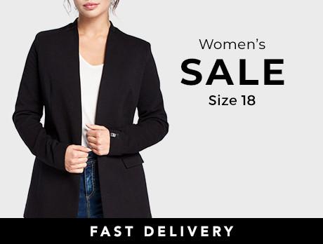 Women's Style: Size 18