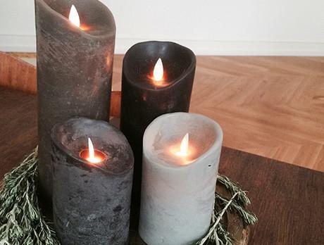 Levelys LED Candles