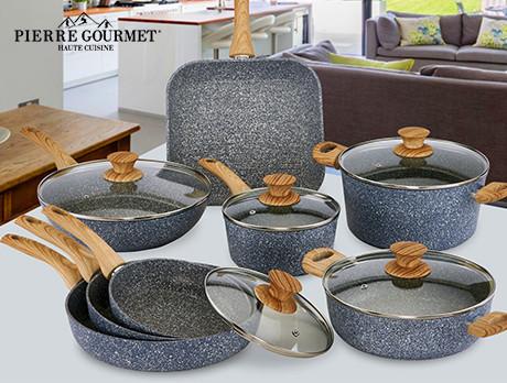 Pierre Gourmet Cookware