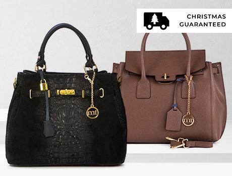 The Italian Leather Bag Edit