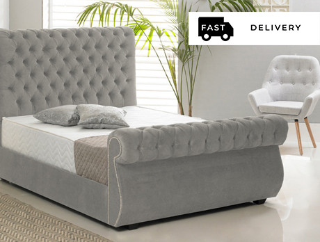 Chiswick Luxury Velvet Beds