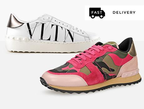 The Designer Sneakers Edit