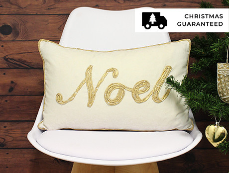 Traditional Christmas Styles: Cushions