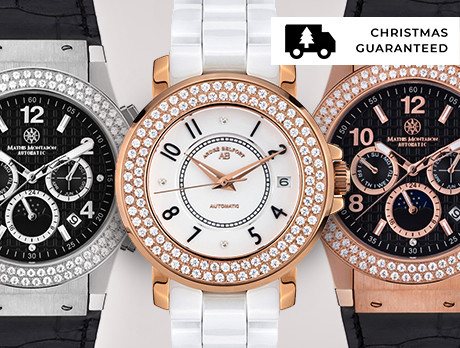 The Watch Cabinet: For Her