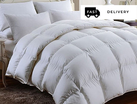 Luxury Feather & Down Duvets